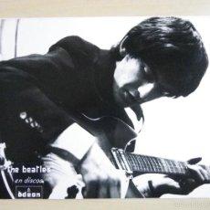 Fotos de Cantantes: ¡¡¡¡¡ THE BEATLES ¡¡¡¡¡ FOTOGRAFIA DE PROMOCION ODEON - COPIA DEL ORIGINAL -. Lote 56748691
