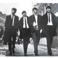 Fotos de Cantantes: ¡¡¡¡¡ THE BEATLES ¡¡¡¡¡ FOTOGRAFIA DE PROMOCION ODEON - COPIA DEL ORIGINAL -. Lote 56748696