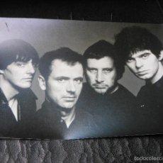 Fotos de Cantantes: THE STRANGLERS FOTOGRAFIA PROMO DE MUSICA FOTO . Lote 57835834