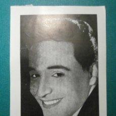 Fotos de Cantantes: TORREBRUNO - OBSEQUIO DE LA REVISTA FLORITA - 1960 -. Lote 58416248