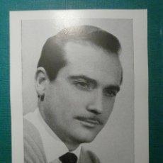 Fotos de Cantantes: RAMÓN CALDUCH - OBSEQUIO DE LA REVISTA FLORITA - 1960 -. Lote 58416376