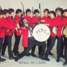 Fotos de Cantantes: BITELS DE CÁDIZ. Lote 194324526