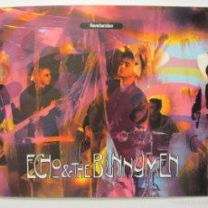 "Fotos de Cantantes: ECHO & THE BUNNYMEN ""REVERBERATION"" (1990). CARTEL PROMOCIONAL DEL ÁLBUM.. Lote 125295128"