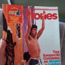 Fotos de Cantantes: REVISTA REPORTAJE LOS ROLLING STONES EN ESPAÑA. Lote 62178608