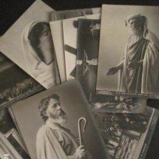 Fotos de Cantantes: CONJUNTO 12 FOTOS - OPERA -MUNCHEN 1910 - PASSIONSPIELE -VER FOTOS -(V-6818). Lote 63809311