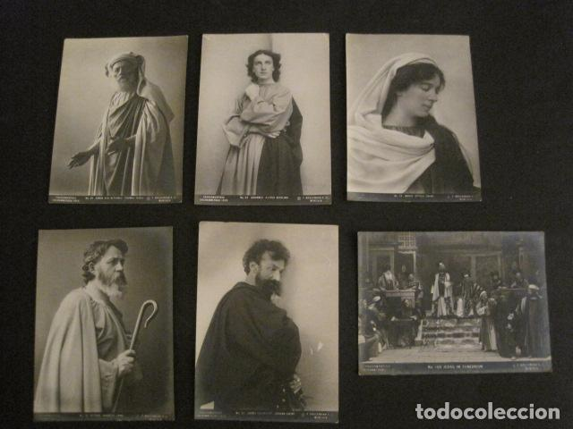 Fotos de Cantantes: CONJUNTO 12 FOTOS - OPERA -MUNCHEN 1910 - PASSIONSPIELE -VER FOTOS -(V-6818) - Foto 3 - 63809311