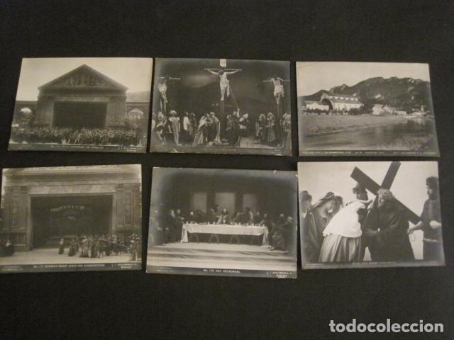 Fotos de Cantantes: CONJUNTO 12 FOTOS - OPERA -MUNCHEN 1910 - PASSIONSPIELE -VER FOTOS -(V-6818) - Foto 5 - 63809311