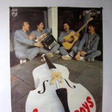 "Fotos de Cantantes: STREET BOYS ""SOME FOLKS"" (1982). CARTEL PROMOCIONAL DEL ÁLBUM BANDA FRANCESA. Lote 65766070"
