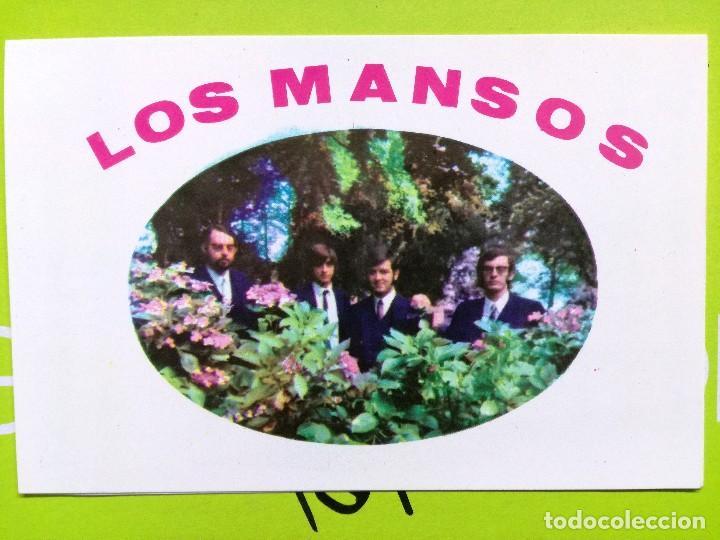 Postal De La Orquestas Los Mansos De Placencia De Las Armas Guipuzcoa