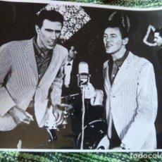 Fotos de Cantantes: THE RIGHTEOUS BROTHERS -FOTO ORIGINAL AÑOS 60 -. Lote 66966602