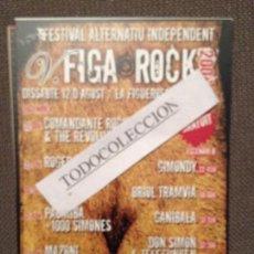 Fotos de Cantantes: FESTIVAL FIGA ROCK 2006: ROGER MAS, SANJOSEX, PAU RIBA, MAZONI,O.TRAMVIA,VERDCEL..VER FOTO. Lote 67116021