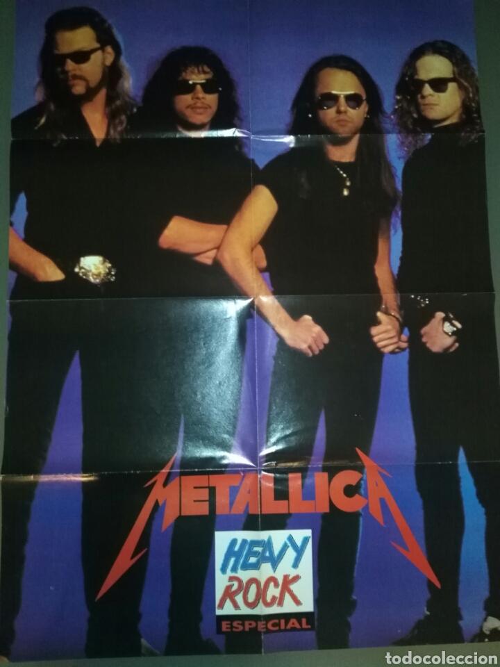 Fotos de Cantantes: Poster Slash-Guns N Roses / Metallica - 80x58 - Foto 2 - 73697615