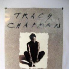 "Fotos de Cantantes: TRACY CHAPMAN ""CROSSROADS"" (1989). CARTEL PROMOCIONAL DEL ÁLBUM.. Lote 76306815"