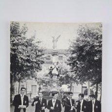 Fotos de Cantantes: POSTAL / TARJETA PUBLICITARIA - GRUPO CISNES ROJOS - AÑOS 60. Lote 80203373