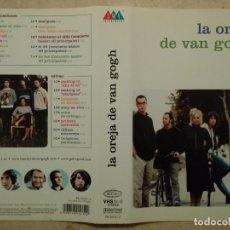 Fotos de Cantantes: CARATULA ORIGINAL -A4- LA OREJA DE VAN GOGH - ARCHIVO. Lote 85794252