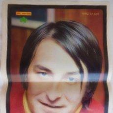 Poster : NINO BRAVO. DIEZ MINUTOS