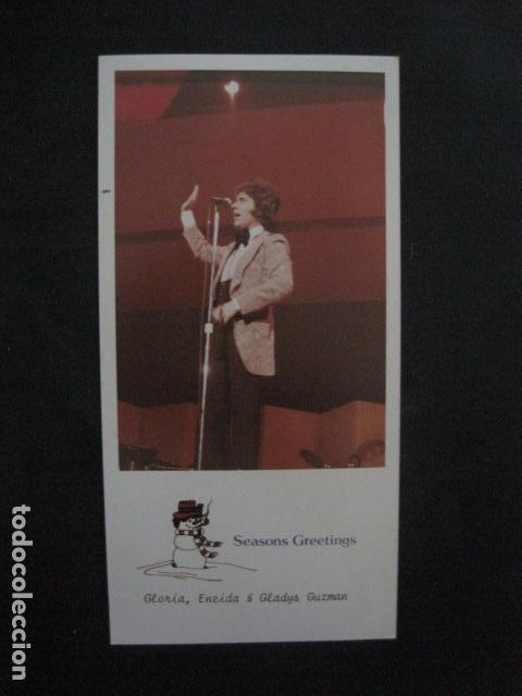 RAPHAEL - FOTO -VER FOTOS -(V-11.278) (Música - Fotos y Postales de Cantantes)