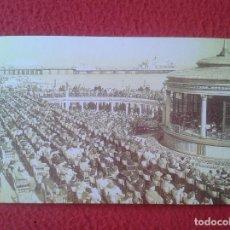 Fotos de Cantantes: POSTAL POST CARD THE NOSTALGIA POSTCARD VINTAGE EASTBOURNE EASTER 1948 BAND CONCIERTO CONCERT VER. Lote 87823432