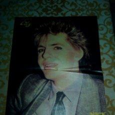 Fotos de Cantantes: POSTER NICK RHODES DE SPANDAU BALLET AÑOS 80. Lote 91745038