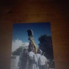 Fotos de Cantantes: FOTO . MONUMENTO DE CAMARÓN EN EL MOMENTO DE SU UBICACIÓN. EST24B2. Lote 93016885