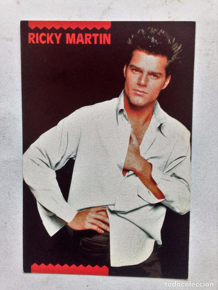 Cumpleanos Feliz Ricky Martin.Ricky Martin Foto Promo 15x10 Verano 1997