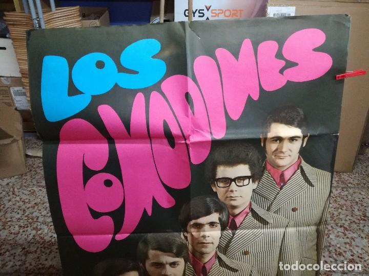 Fotos de Cantantes: CARTEL DEL GRUPO. LOS COMODINES. AÑO1968. RARO,actuacionEN CALAHORRA LA RIOJA.SALA LOPE DE VEGA - Foto 3 - 93816030