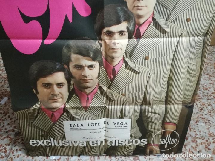 Fotos de Cantantes: CARTEL DEL GRUPO. LOS COMODINES. AÑO1968. RARO,actuacionEN CALAHORRA LA RIOJA.SALA LOPE DE VEGA - Foto 4 - 93816030
