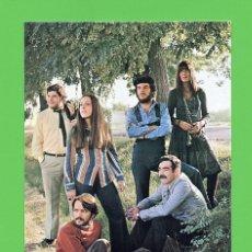 Fotos de Cantantes: NUESTRO PEQUEÑO MUNDO - FOTOGRAFIA POSTAL COMERCIAL OFICIAL - MOVIEPLAY - 1972. Lote 96573507