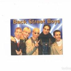 Fotos de Cantantes: FOTOGRAFIA SIMILAR A POSTAL BACK STREET BOYS HEROES. Lote 97426911