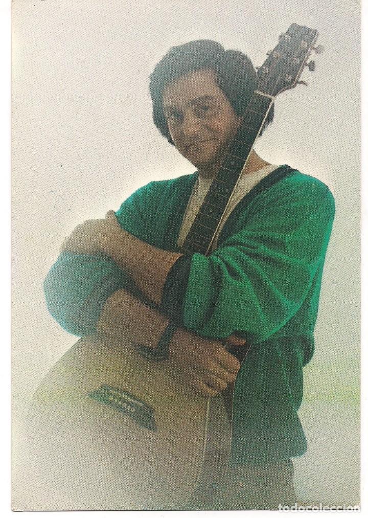 FOTO POSTAL - DANIEL - VALENCIANA DE DISCOS VALENCIA - C-8 (Música - Fotos y Postales de Cantantes)