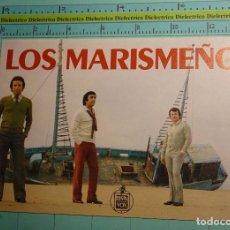 Fotos de Cantantes: FOTO POSTAL DE MÚSICA. ARTISTA CANTANTE GRUPO LOS MARISMEÑOS. 1391. Lote 98722987