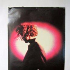 """Fotos de Cantantes: SIMPLY RED """"A NEW FLAME"""" (1989). CARTEL ORIGINAL PROMOCIONAL DEL ÁLBUM.. Lote 115135987"""