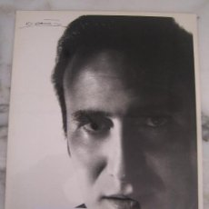 Fotos de Cantantes: INTERESANTE FOTO ORIGINAL DEL CANTANTE MANOLO ESCOBAR AÑOS 70. Lote 100371527