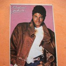 Fotos de Cantantes: POSTAL MICHAEL JACKSON 1984 PDELUXE. Lote 101156275