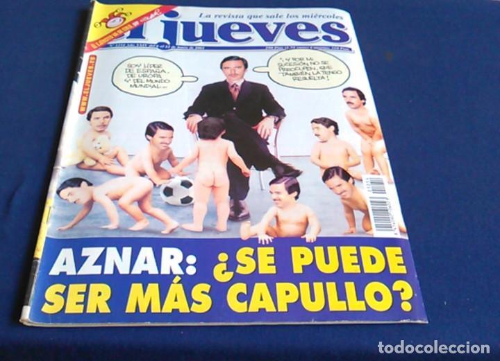 Fotos de Cantantes: Poster caricatura R.E.M. REM. Revista El Jueves. - Foto 5 - 101225323