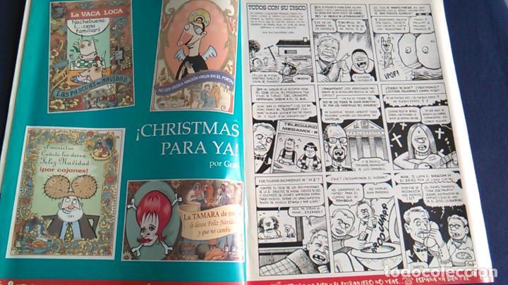 Fotos de Cantantes: Póster caricatura Estopa, Vizcarra. Revista El Jueves. - Foto 3 - 101278731