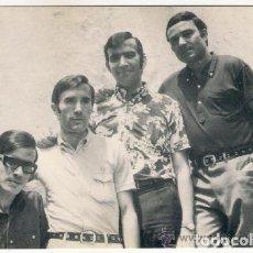 Fotos de Cantantes: -53886 FOTOGRAFIA PUBLICITARIA GRUPO MUSICAL LOS NEVADA, ARTISTAS BELTER. Lote 101364551