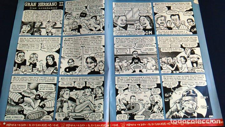 Fotos de Cantantes: Póster grupo Blur. Revista El Jueves. - Foto 2 - 101483367