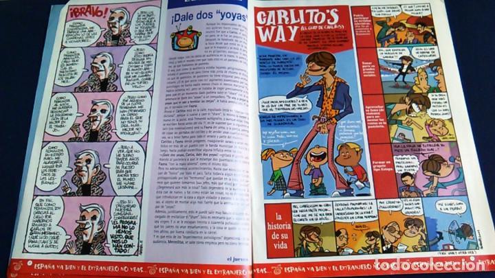 Fotos de Cantantes: Póster grupo Blur. Revista El Jueves. - Foto 3 - 101483367