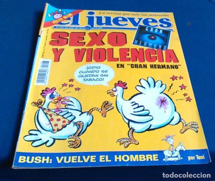 Fotos de Cantantes: Póster grupo Blur. Revista El Jueves. - Foto 5 - 101483367