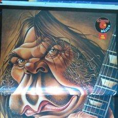 Fotos de Cantantes: PÓSTER MÚSICO NEIL YOUNG, VIZCARRA. REVISTA EL JUEVES.. Lote 101592859