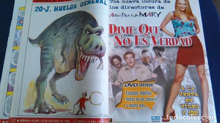 Fotos de Cantantes: Póster de la cantante PJ Harvey, por Vizcarra. Revista El Jueves. - Foto 3 - 101708591