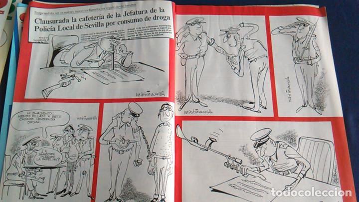 Fotos de Cantantes: Póster de Prince, caricatura Vizcarra. Revista El Jueves. - Foto 3 - 101732787