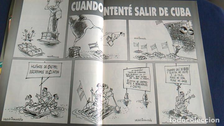 Fotos de Cantantes: Póster Slash de Guns N' Roses. Caricatura, retrato. Revista El Jueves. - Foto 3 - 101746947