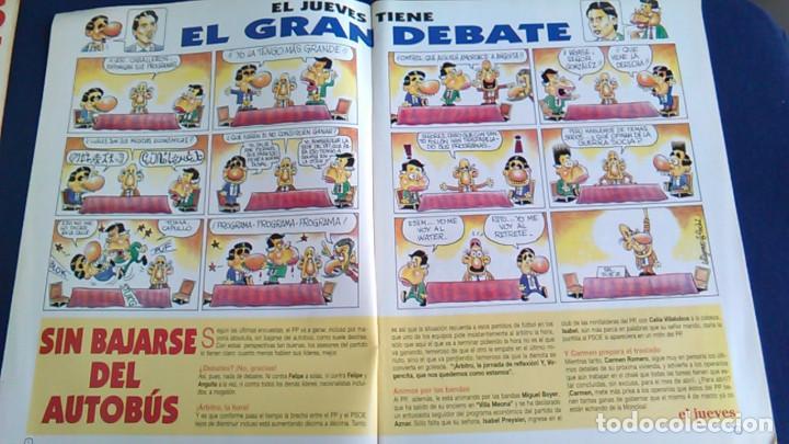 Fotos de Cantantes: Poster de Michael Stipe del grupo R.E.M. REM. Revista El Jueves. - Foto 2 - 101762751
