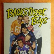 Fotos de Cantantes: POSTAL - GRUPOS MUSICALES - BACKSTREER BOYS - 1996 - NE - NC. Lote 102354531
