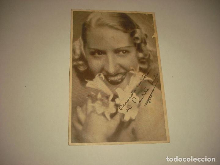 CONCHITA LEONARDO , LAS STUKAS, COMEDIA MUSICAL (Música - Fotos y Postales de Cantantes)