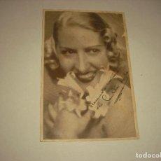 Fotos de Cantantes: CONCHITA LEONARDO , LAS STUKAS, COMEDIA MUSICAL. Lote 102593647
