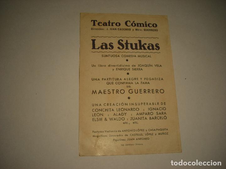 Fotos de Cantantes: CONCHITA LEONARDO , LAS STUKAS, COMEDIA MUSICAL - Foto 2 - 102593647