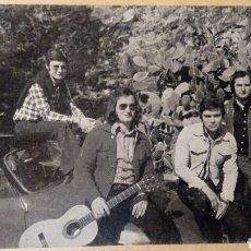Fotos de Cantantes: SUPER-TOPS. GRUPO MUSICAL. VERGEL ALICANTE.. Lote 102791940